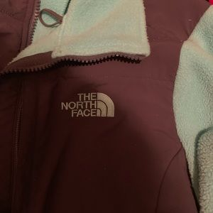 THE NORTH FACE ZIP-UP
